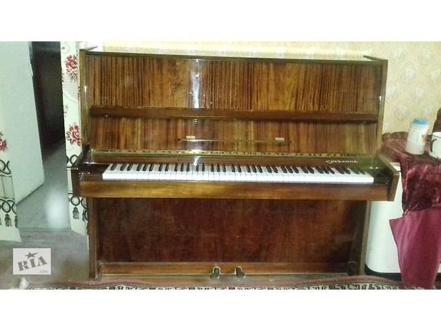 """Продается пианино """"Украина""""- объявление о продаже  в Шостке"""