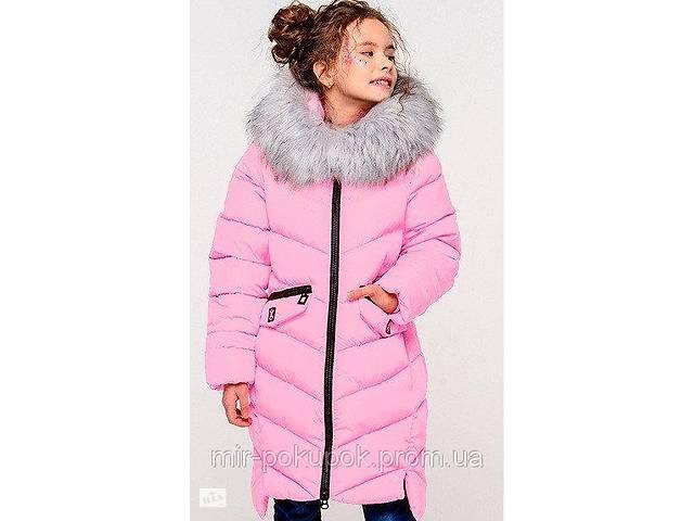 Дитяче зимове пальто Афіна-2 єнот- объявление о продаже  в Володимир-Волинському