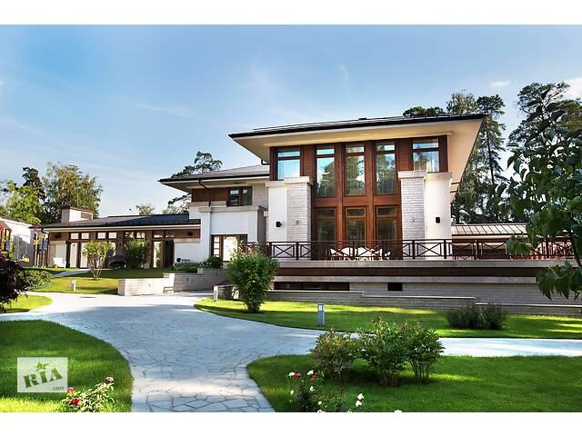 Индивидуальное проектирование загородных домов, коттеджей, вилл, особняков.- объявление о продаже   в Украине