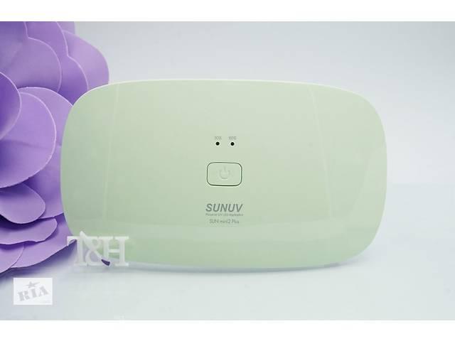 продам Sunmini 2 plus Sun mini lamp 24W UV LED, діодна уф лід лампа 24 Вт сушка гель лак манікюр нігтів бу в Рівному