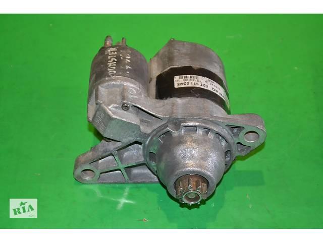 Б/у стартер/бендікс/щітки для Volkswagen Jetta III 1.6 FSI, 1.6, 1.6 TDI 2011-... 02T 911 024B, TS10E26- объявление о продаже  в Луцьку