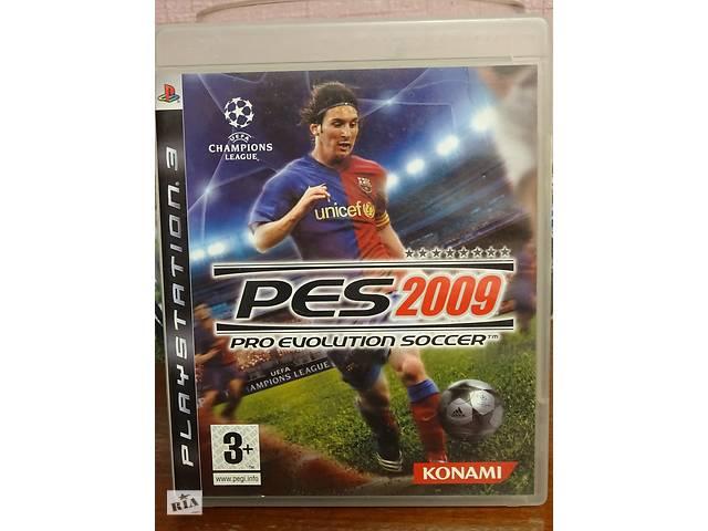 продам Игра Pro Evolution Soccer 2009 для Playstation 3 бу в Киеве
