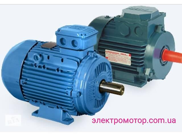 продам Электродвигатель трехфазный на 380В АИР от 0,18 кВт до 315 кВт бу в Новой Каховке