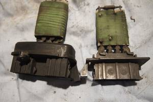 Б/в резистор пічки для Mercedes Sprinter 2001рв резистор вентилятора на 5 контактів та 3 контакта оригінал