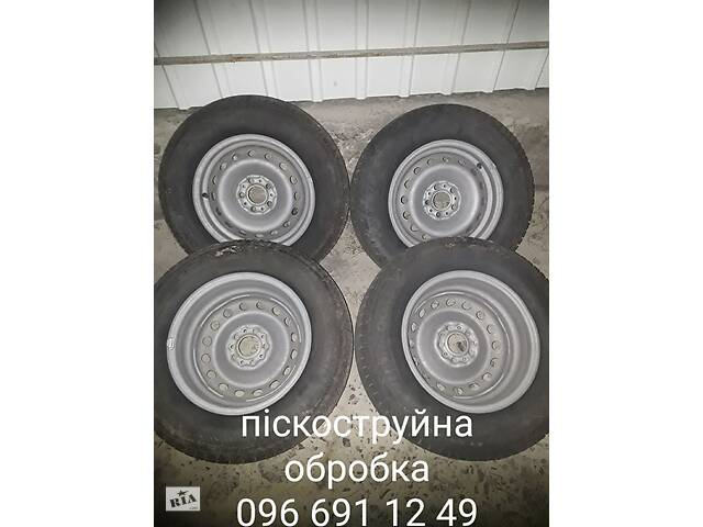 продам Піскоструйна обробка бу в Тернополе