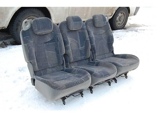 Задние  сидения трансформеры от Renault scenic- объявление о продаже  в Любомле