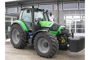 Ремонт гидравлики тракторов DEUTZ FAHR