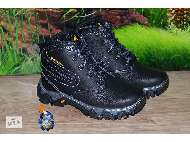 купить бу Ботинки детские М10 кожаные ECCO размер 32 - 20см в Киеве