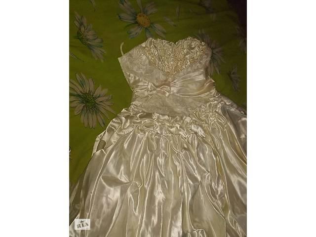 Продам весільну сукню- объявление о продаже  в Попельне
