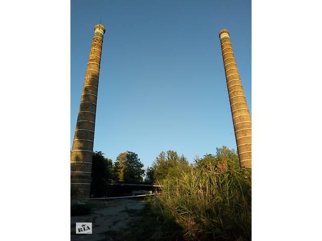 бу Демонтаж кирпичных, железобетонных, металлических дымовых труб и водонапорных башен.  в Украине