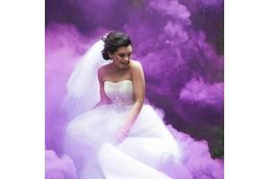 Важкий дим на перший весільний танець.