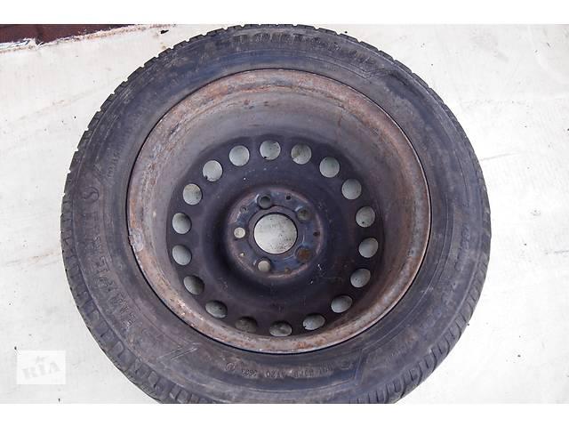 купить бу Стальные диски на 15 для Mercedes 2201996 г на мерседес кузов 202 тип 2104000202 оригинал цена 550гр за один гарантия в Черновцах