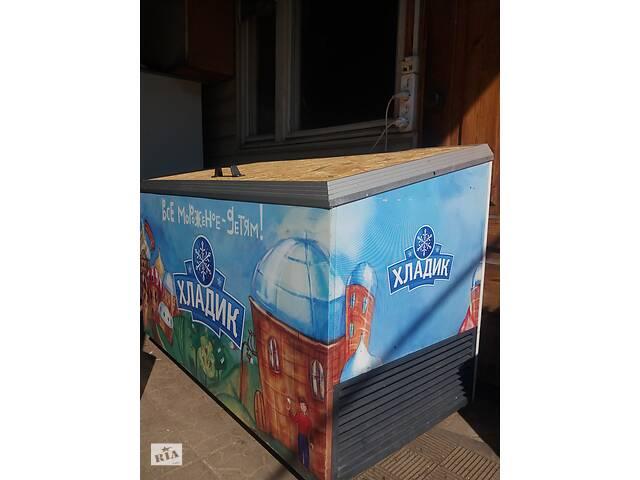 продам Морозильная камера 450 литров с термо крышкой. бу в Харькове