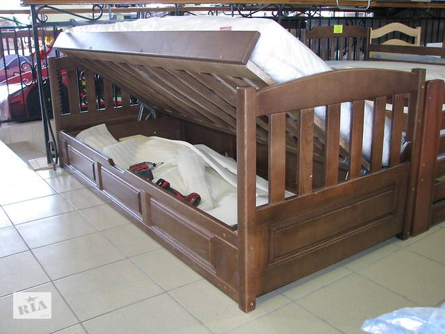 бу Кровать детская/подростковая с подъемным механизмом в Ивано-Франковске