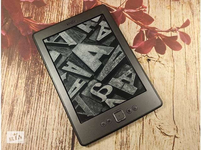 купить бу Електронна книга Amazon Kindle 4 в Ровно