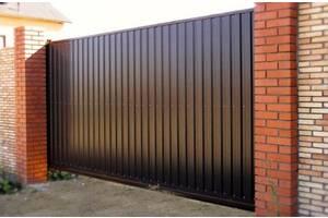 Ворота откатные, распашные, калитки и другие металлоизделия