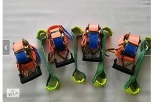 Набор эвакуаторщика для фиксации ТС на платформе