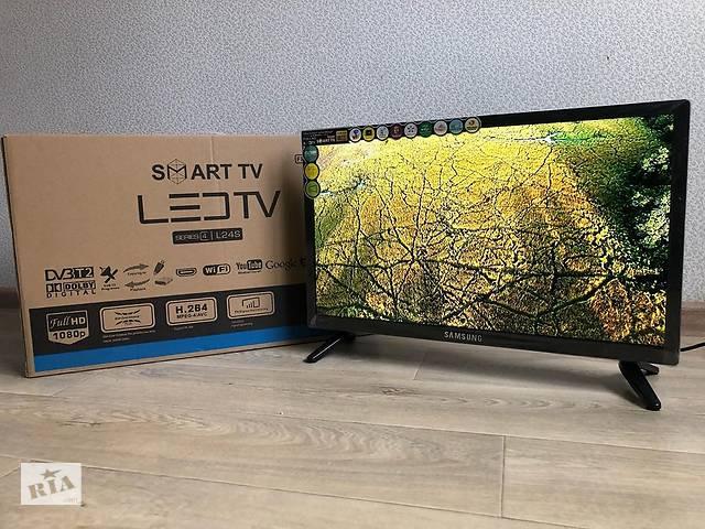 """Телевізор Samsung 24"""" Smart TV WiFi DVB-T2/DVB-С Корея (Гарантия 2 года)- объявление о продаже  в Киеве"""