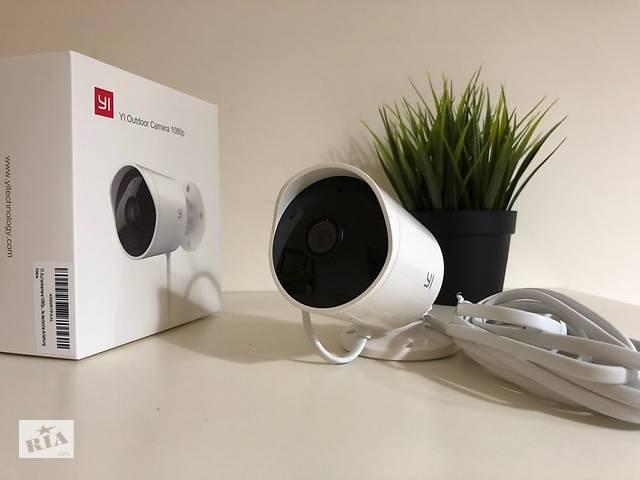 бу Original Xiaomi Yi Outdoor 1080 IP Camera Smart IP Camera умная камера наружного наблюдения в Ровно