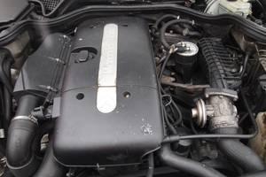 Mercedes Sprinter 316 2002г мотор 2.7 сди с легкового авто пробег 300т можно завести проверить