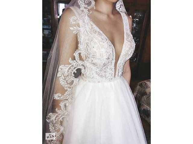 Нова весільна сукня- объявление о продаже  в Хмельницком
