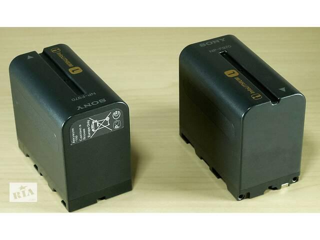бу Аккумулятор Sony HP-F970 в Николаеве