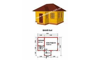 Строительство из дерева : сауна, баня. Каркасное строительство.