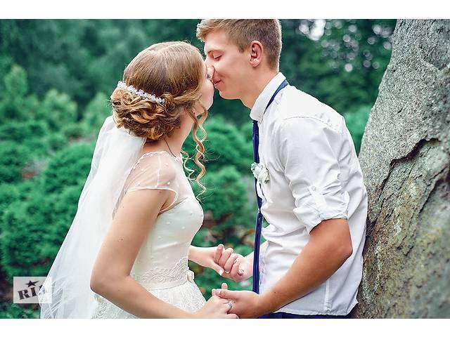 Фотосессии, свадебные индивидуальные- объявление о продаже  в Хмельницком