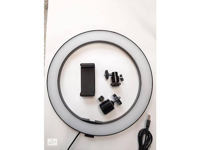 купить бу Набор для блогера selfie streaming штатив тренога с подсветкой и держателем телефона,экшн камеры в Коломые