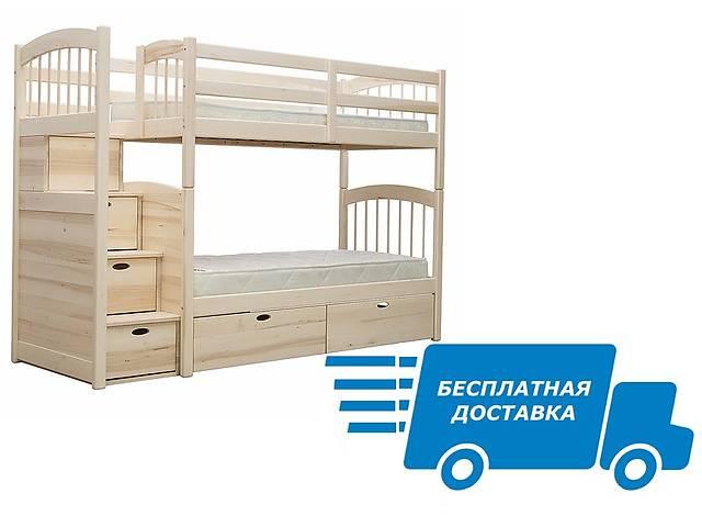 Кровать-трансформер. Цена кровати снижена. Доставка бесплатная!- объявление о продаже  в Киеве