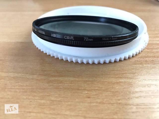 купить бу Продам фільтр HOYA CIR PL 78 mm. в Киеве