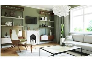 Дизайн проект интерьера для квартир, коттеджей и коммерческой недвижимости