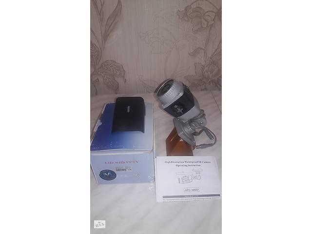 Видеокамера AVG-36HD уличная- объявление о продаже  в Украинке