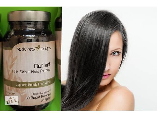 продам Puritan's Pride Radiant Hair Skin & Nails Formula - Комплекс для красоты волос, кожи и ногтей бу в Днепре (Днепропетровск)