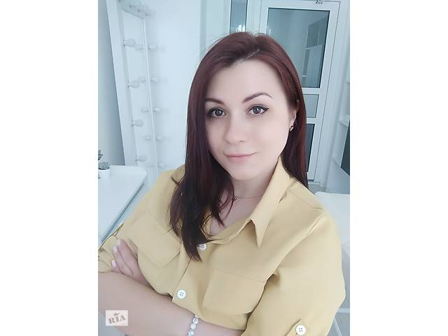 Косметолог - эстетист с медицинским образованием- объявление о продаже  в Киеве