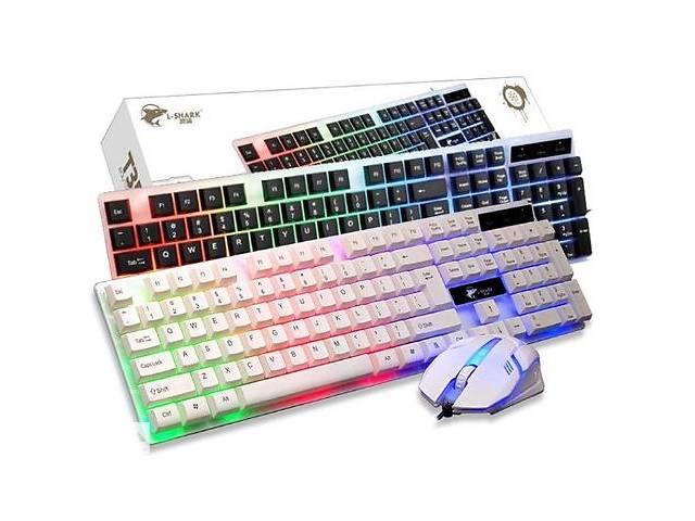 продам Клавиатуры-L-SharkT350 бу в Бродах