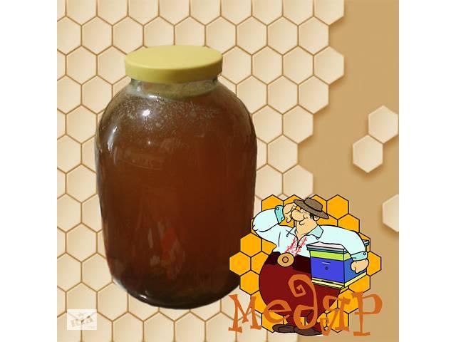 продам Мед натуральный - Разнотравье (мед натуральный - Цветочный) бу в Донце (Красный Донец )