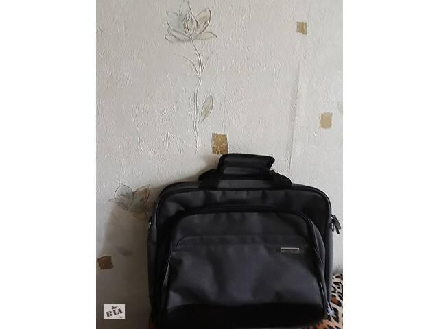 продам сумку для ноутбука- объявление о продаже  в Харькове