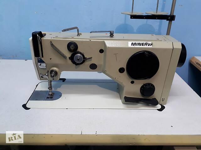 бу Швейная машина Зиг-Заг Minerva 72-525- сложный-зигзаг -3-4 прокола Pfaff 938,118. в Хмельницком