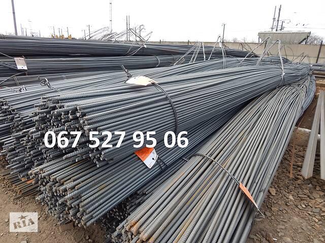 Арматура 8, 10, 12 довжина  6 та 12 метрів від 14800- объявление о продаже  в Києві