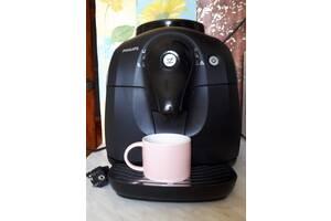 Кофемашина Philips HD 8650 (Black)