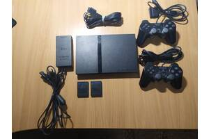 PlayStation 2 + 35 игр