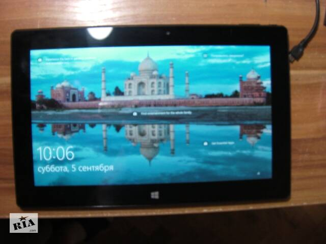 купить бу Insignia Flex NS-P11W6100 11.6 Дюймов 1920x1080 LED Atom Z3735F 1.33ГГц-1.83ГГц 2ГБ/32ГБ SSD Батарея 5час Windows 10 США в Киеве