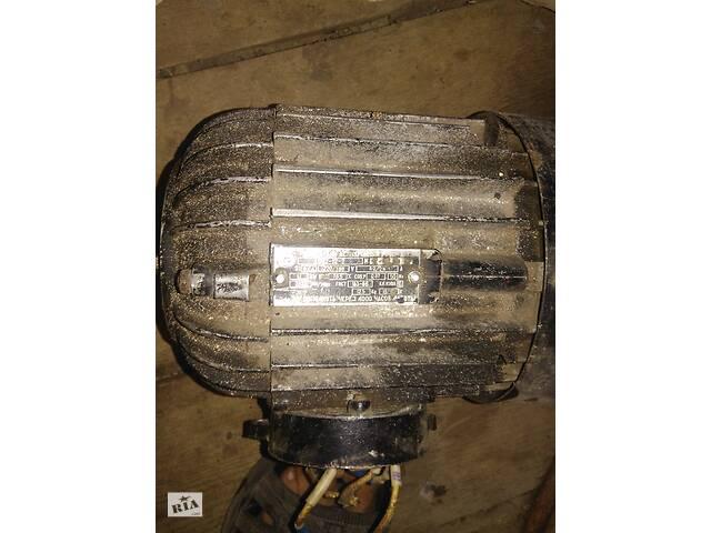 Электромотор 1,1 кВт.- объявление о продаже  в Виннице