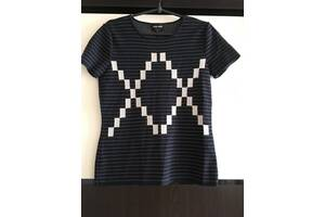 Новая футболка итальянского бренда Giorgio Armani