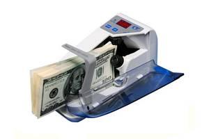 Машинка для счета денег, счетчик валют, мобильный прибор для счета денег