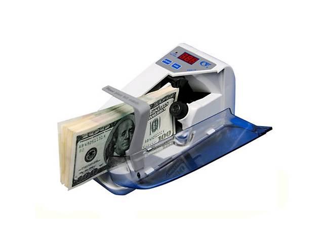 бу Машинка для счета денег, счетчик валют, мобильный прибор для счета денег в Киеве