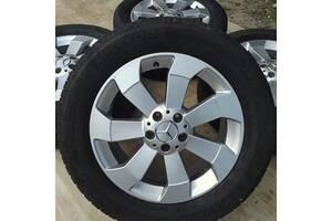Б/у Диски  Mercedes orig. R18 5x112 8j ET56 GL ML GLS Мерседес Р18 МЛ