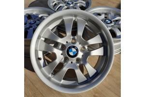 Диски НОВІ Оригінал BMW R16 5x120 7j ET34 БМВ E90 E46 E36 F20 VW T5 Vivaro Trafic Primastar