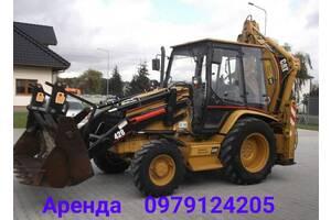 Экскаватор/екскаватор/Послуги/оренда CAT 428/JCB 3CX услуги Винница и обл.